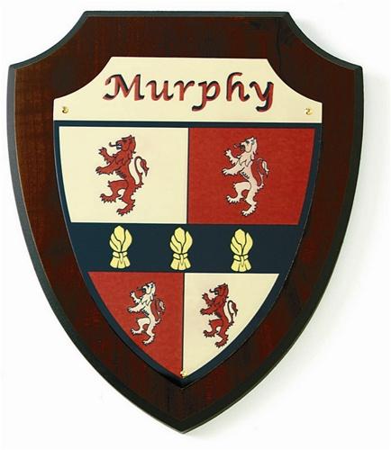 Moroney Irish Coat of Arms Notepads Set of 6